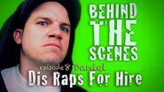 Dis Raps For Hire - Ep
