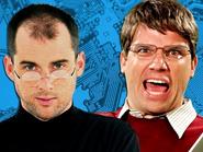 Steve Jobs vs Bill Gates Thumbnail