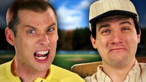 Babe Ruth vs Lance Armstrong. Epic Rap Battles of History
