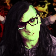 Skrillex Scary Monster
