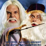 Gandalf vs Dumbledore Alternative Cover