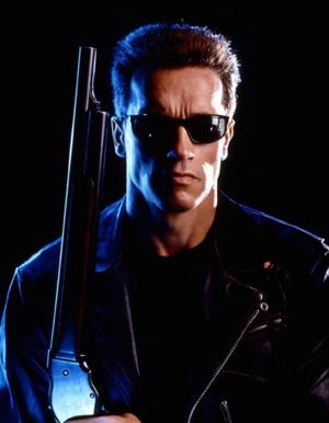 The Terminator Based On