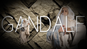 Gandalf Title Card