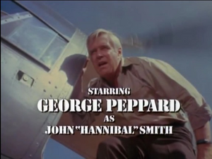 """The A-Team Title Sequence John """"Hannibal"""" Smith Based On"""