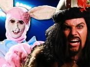 Genghis Khan vs Easter Bunny Thumbnail