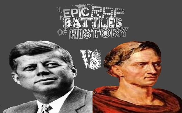 File:John F. Kennedy vs Julius Caesar.jpg