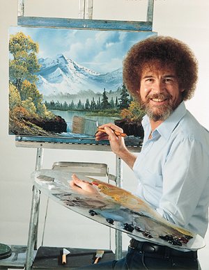 Bob Ross Based On