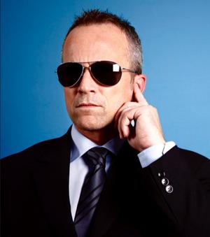Secret Service Agent Based On