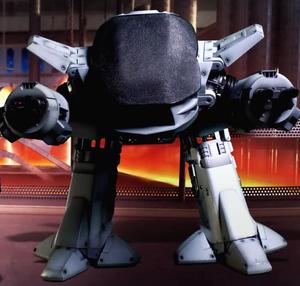 ED-209 Cameo