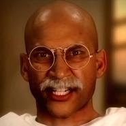 Gandhi In Battle