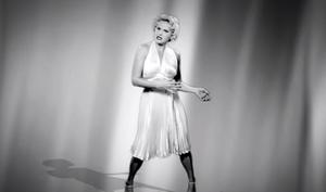Marilyn Monroe's stage