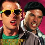Nice Peter vs EpicLLOYD Alternative Cover