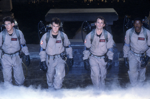 The Ghostbusters Based On