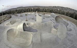 Skate Park Bowl Based On