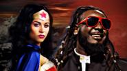 Wonder Woman vs Stevie Wonder Thumbnail