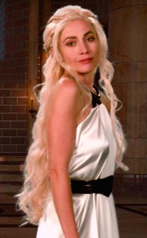 Daenerys Targaryen Cameo