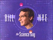 Bill Nye TV Show Intro Based On