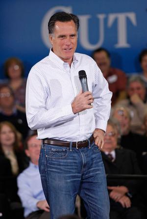 Mitt Romney Based On
