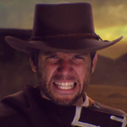 Clint Eastwood In Battle