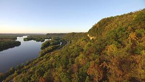 Mississippi River Based On