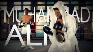 Muhammad Ali Title Card