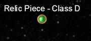 Relic Piece - Class D