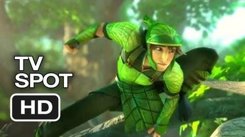 Epic TV Spot - Boys (2013) - Animated Movie HD