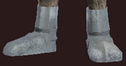 Theist's Shaped Plate Boots (Equipped)