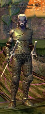 Dragoon Lt. K'Geth