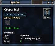 Copper Idol