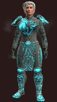 Leather Armor of Resolve(Worn)