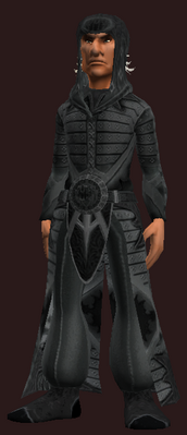 Occultist's Citadel (Armor Set) (Visible, Male)