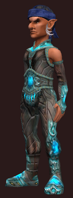 Cenobite's Wrathbound (Armor Set) (Visible, Male)