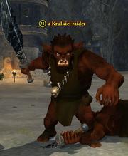 A Krulkiel raider
