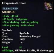 Dragonscale Tome