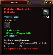 Protector's Bands of the Reflective