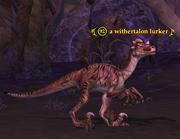 A withertalon lurker