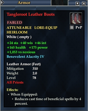 Tangleroot Leather Boots