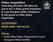 Diaku (Inquisitor)