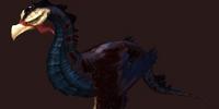 A Dark Tamed Cockatrice