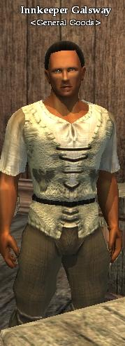 Innkeeper Galsway