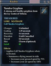 Tundra Gryphon