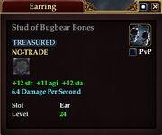 Stud of Bugbear Bones