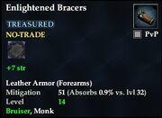 Enlightened Bracers