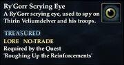 Ry'Gorr Scrying Eye