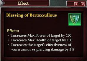 Blessing of Bertoxxullous
