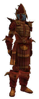 Stormbringer's Sacrosanct (Armor Set) (Visible, Male)