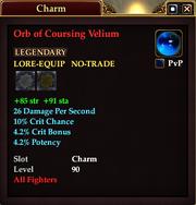 Orb of Coursing Velium