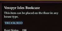 Vesspyr Isles Bookcase