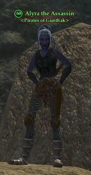 Alyra the Assassin